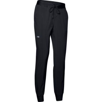 Under Armour ARMOUR SPORT WOVEN PANT, ženske fitnes hlače, črna