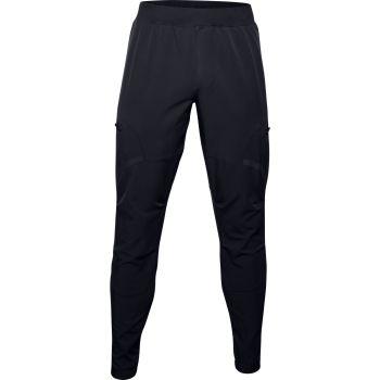 Under Armour FLEX WOVEN CARGO PANTS, moške hlače, črna
