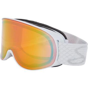 McKinley SAFINE M REVO, ženska smučarska očala, bela