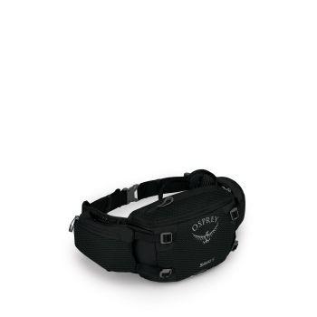 Osprey SAVU 5, kolesarski nahrbtnik, črna