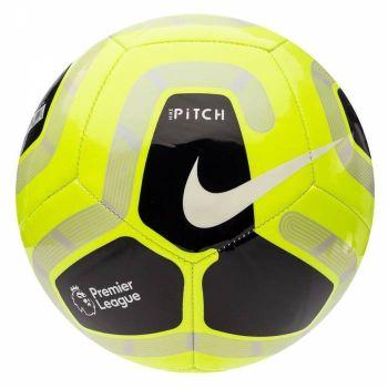 Nike PL PTCH, nogometna žoga, rumena