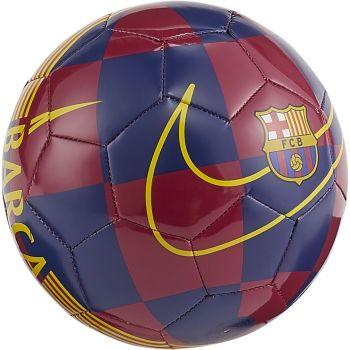 Nike FCB SKLS, nogometna žoga mini, rdeča