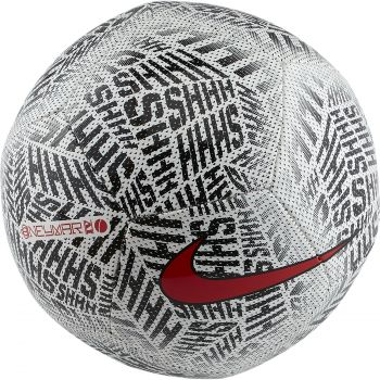 Nike NYMR SKLS, nogometna žoga mini, bela