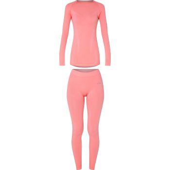 McKinley SET YALATA WMS/YADIN, žensko perilo, roza