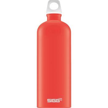 Sigg TRAVELLER 1L, steklenica alu, rdeča