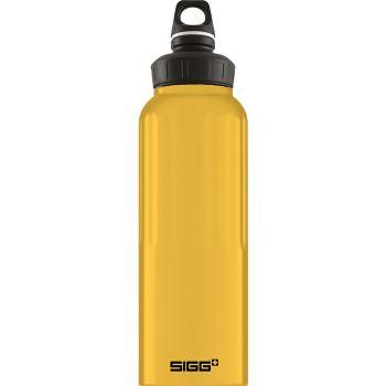 Sigg WIDEMOUTH TRAVELLER 1,5L, steklenica, rumena