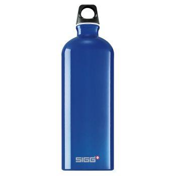 Sigg TRAVELLER 1L, steklenica alu, modra