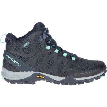 Merrell SIREN 3 MID GTX, ženski pohodni čevlji, modra