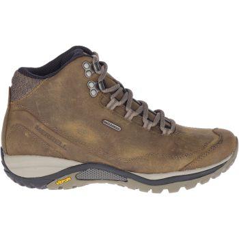 Merrell SIREN TRAVELLER 3 MID WP, ženski pohodni čevlji, rjava