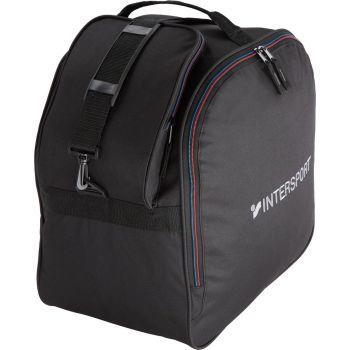 Intersport SKI BOOT BAG SQUARE, torba za smučarske čevlje, črna