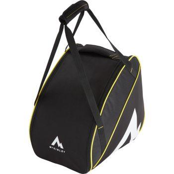 McKinley BOOT BAG TRIANGLE+, torba za smučarske čevlje, črna