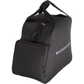 Intersport BOOT BAG TRIANGLE, torba za smučarske čevlje, črna