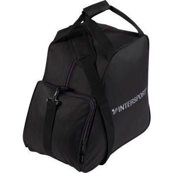 Intersport SKI BOOT TRIANGLE, torba za smučarske čevlje, črna