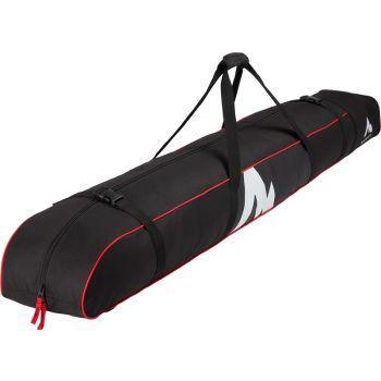 McKinley SKI COVER CARVING 2P MK, torba za smuči 2para, črna