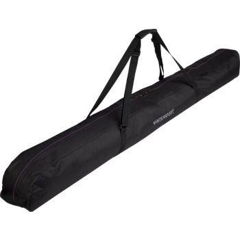 Intersport SKI COVER CARVING, torba za smuči 2para, črna