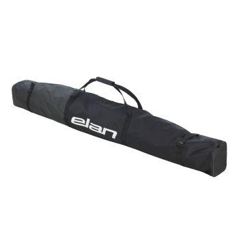 Elan 1P SKI BAG, torba za smuči 1par, črna