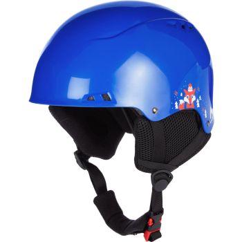 McKinley SNOWFOXY SK587, otroška smučarska čelada, modra