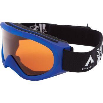 McKinley SNOWFOXY, otroška smučarska očala, modra
