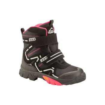 McKinley SNOWSTAR II AQX, otroški škornji, črna
