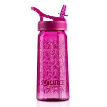 Source TRITAN BOTTLE 0,75L, steklenica, roza
