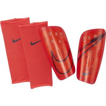 Nike MERC LT GRD, ščitnik za golen, rdeča
