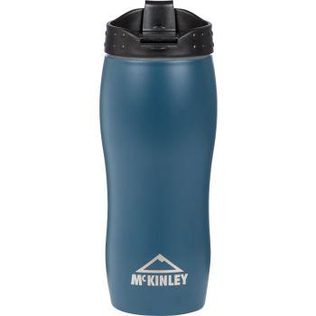 McKinley STAINLESS STEEL DOUBLE TRAVEL MUG, skodelica, modra
