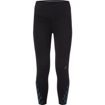 Pro Touch STINE WMS, ženske tekaške 7/8 pajke, črna