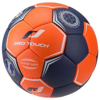 Pro Touch SUPER GRIP, rokometna žoga, oranžna