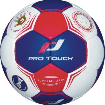 Pro Touch SUPREME GRIP, rokometna žoga, bela