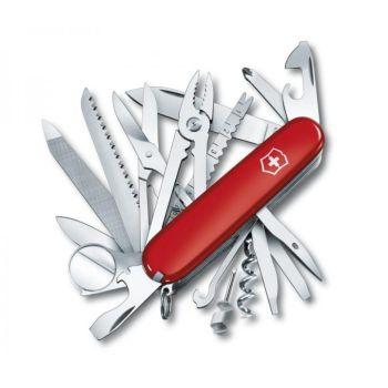 Victorinox SWISSCHAMP, nož, rdeča