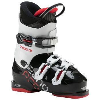 Tecnopro T 50 - 3, otroški smučarski čevlji, črna