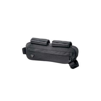 Topeak MIDLOADER 3L, kolesarska torba, črna