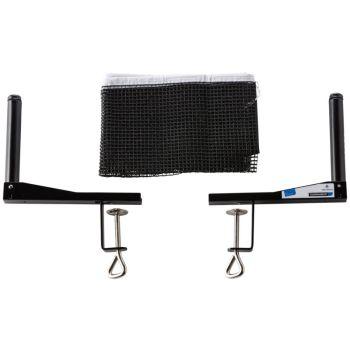 Tecnopro TEC 4000 - NET SET, mreža za namizni tenis, črna