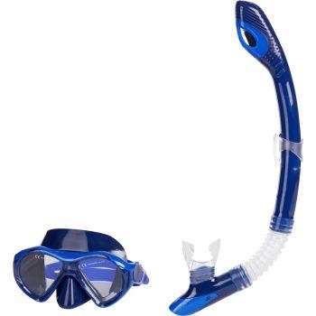 Tecnopro ST8, set za potapljanje, modra