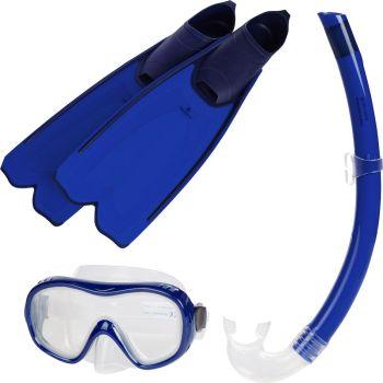 Tecnopro ST3 3, set za potapljanje, modra