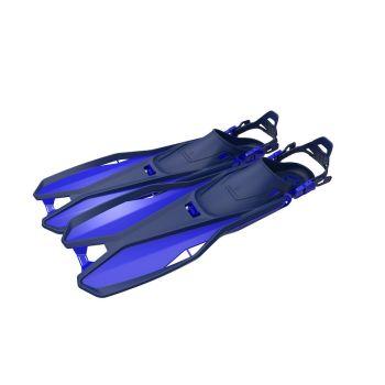 Tecnopro F6 C TRAVEL, plavuti, modra