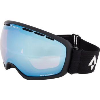 Tecnopro TEN-NINE HIGH-CONT REVO, smučarska očala, črna