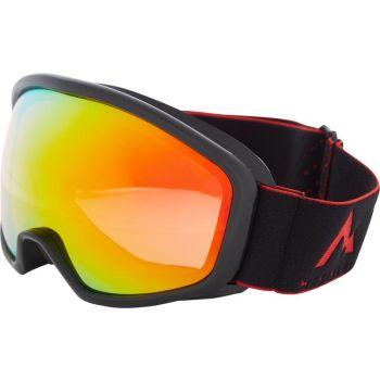 McKinley TEN-SEVEN REVO, otroška smučarska očala, črna