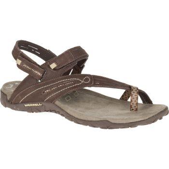 Merrell TERRAN CONVERT II, sandali, rjava