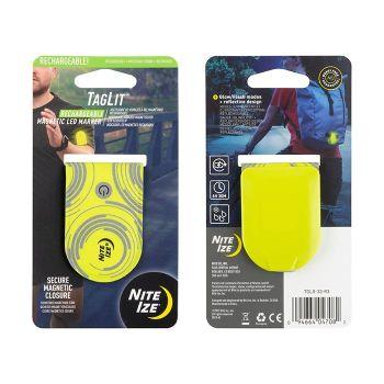 Niteize TAGLIT, dodatki za kampiranje