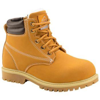 McKinley TIRANO P II JR, otroški čevlji, rumena