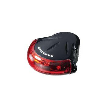 Topeak REDLITE II, kolesarska svetilka, črna