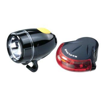 Topeak COMBO LITE, set kolesarskih svetil