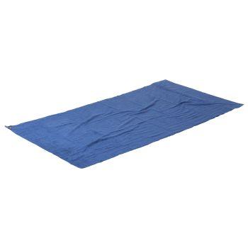 McKinley TOWEL MICROFIBER TERRY, brisača, modra