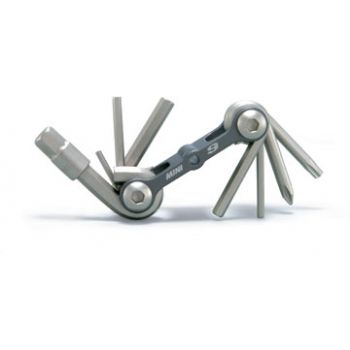Topeak MINI 9, orodje