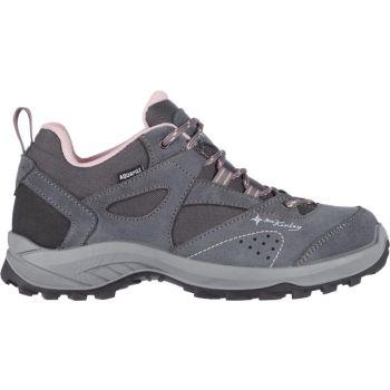 McKinley TRAVEL COMFORT AQX W, pohodni čevlji, siva