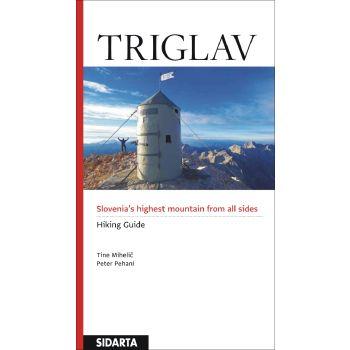 Sidarta TRIGLAV, knjiga