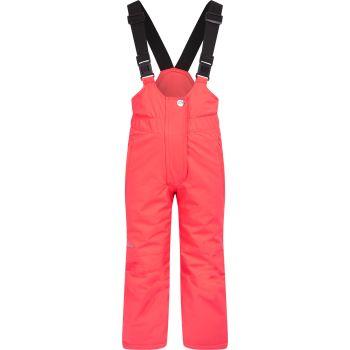 McKinley TYLER II KDS AQ, otroške smučarske hlače, roza