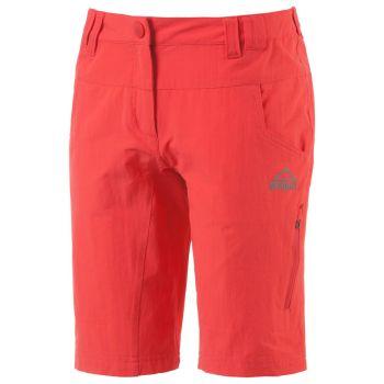 McKinley TYRO GLS, hlače, rdeča