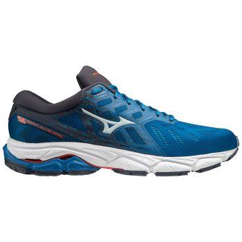 Mizuno WAVE ULTIMA 12, moški tekaški copati, modra